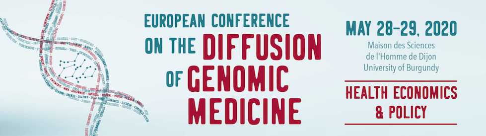 European Conference On The Diffusion Of Genomic Medicine Health